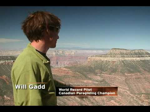 Grand Canyon Paragliding Short Video
