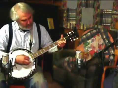 Ching Chong played on 6 string banjo by Brad Sondahl