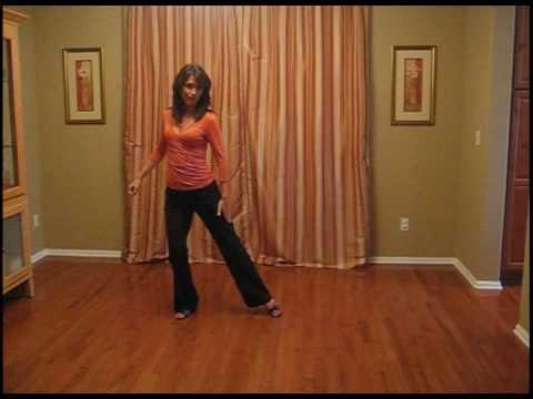 Mambo Cha - 2007 Line Dance - Jo Thompson Szymanski