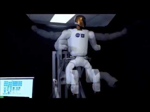 Robonaut 2 [NASA Robot]