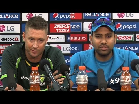 Rohit Sharma vs Michael Clarke: War of Words – India vs Australia
