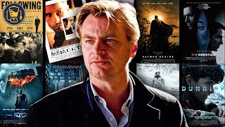 Every Christopher Nolan Movie, Ranked