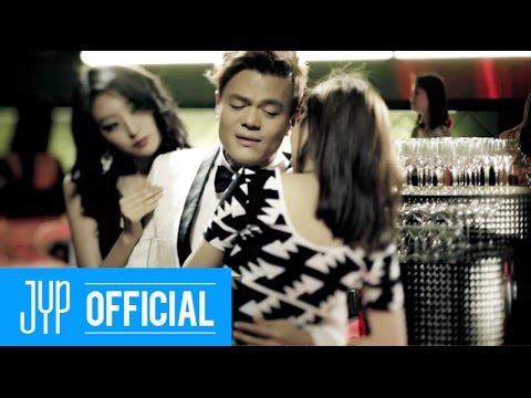 [M/V] J.Y. Park (JYP 박진영) - 다른 사람 품에 안겨서 (Someone else) Duet with Gain