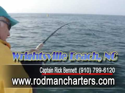 Wrightsville Beach Fishing The Bonito w/ Captain Rick Bennett