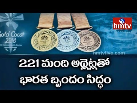 Commonwealth Games 2018 | PV Sindhu Get Top Seeding | CWG 2018 | Hmtv