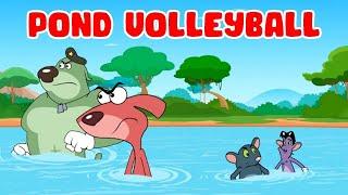 Rat-A-Tat | 'Dogs & Cats Water Games' | Chotoonz Kids Funny Cartoon Videos Sunday Sundaes