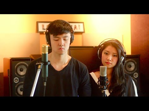 say Something - A Great Big World & Christina Aguilera Cover By Cilla & Howard Chan video