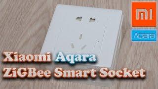 Розетка Aqara Smart Socket ZiGBee для системы умного дома Xiaomi