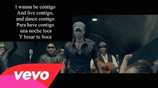 Enrique Iglesias Ft Sean Paul  Bailando English Of