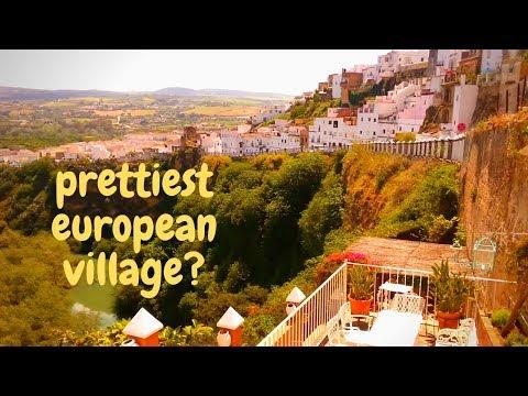 Most beautiful European village 2019? Arcos De La Frontera in southern Spain.