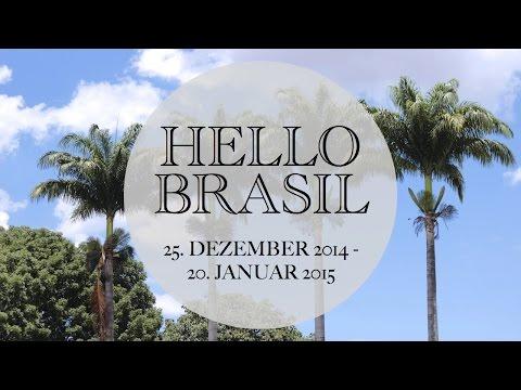 - HELLO BRASIL - 25.DEZ 2014 - 20. JAN 2015