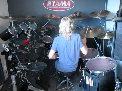 Toto - I Will Remember - Drum Cover