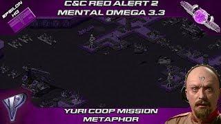 Mental Omega 3.3.3 Red Alert 2 - Yuri Coop Mission Metaphor