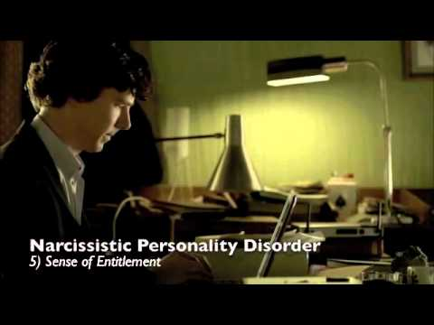 BBC Sherlock - Narcissism Music Videos