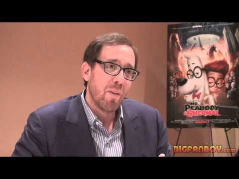 MR. PEABODY & SHERMAN Interview With Director Rob Minkoff Talking To Bigfanboy.com