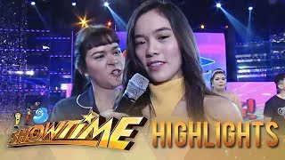 "It's Showtime Miss Q & A: ""Ate Girl's"" sweet message to Vice"