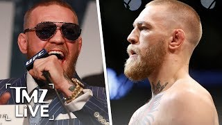 Conor McGregor Demands UFC Ownership | TMZ Live