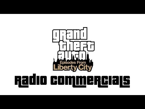 10 Gta: Episodes From Liberty City Radio Commercials video