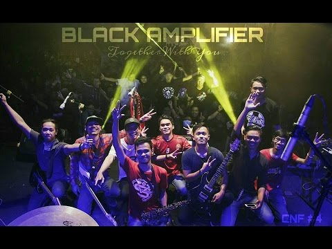 Black Amplifier - Kembali Berdansa 4th CNF Anniversary #togetherwithyou