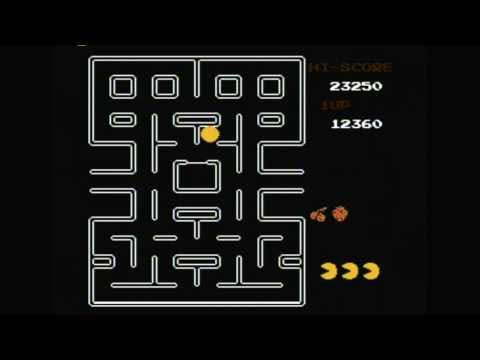CGR Undertow - PAC-MAN for NES Video Game Review