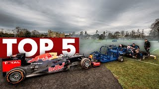 5 Crazy Things Red Bull Racing Has Done With An F1 Car