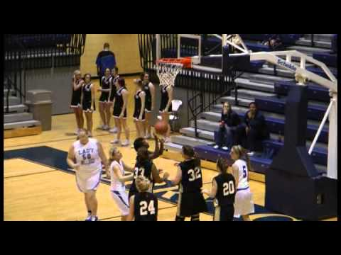 2010 Rome News-Tribune Holiday Tournament: Pepperell girls vs. Trion