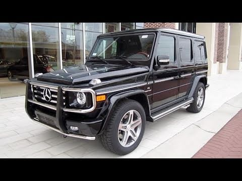 2011 mercedes benz g55 amg start up exhaust and in depth for 2011 mercedes benz g55