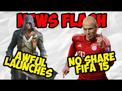 Awful launches and Share Play disabled - News Flash