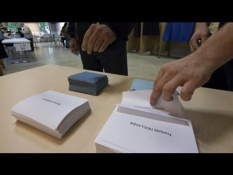 Франция: проходит второй тур выборов президента