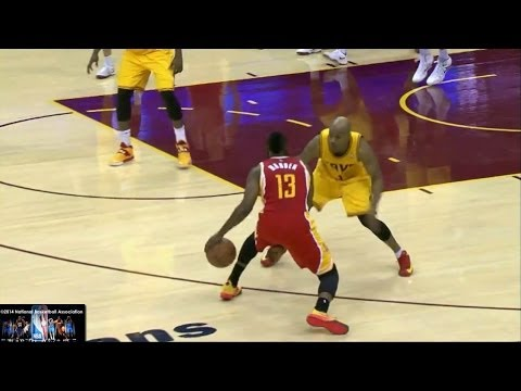 James Harden Offense Highlights 2013/2014 Part 3