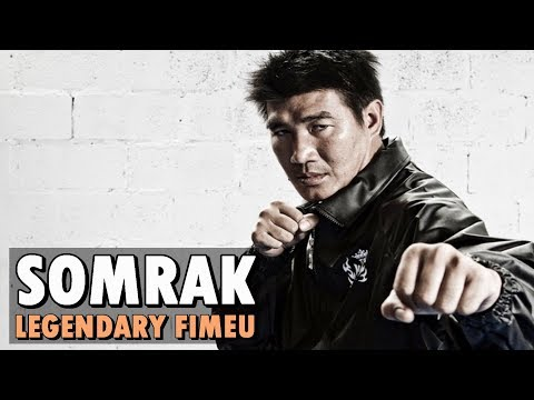 Somrak Khamsing - Mesmerising Technician (Muay Thai Highlights)
