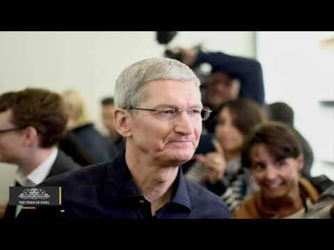 Apple CEO Tim Cook's Salary Doubles in 2014 - TOI