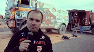 Team Loprais - Dakar 2015 - stage 9