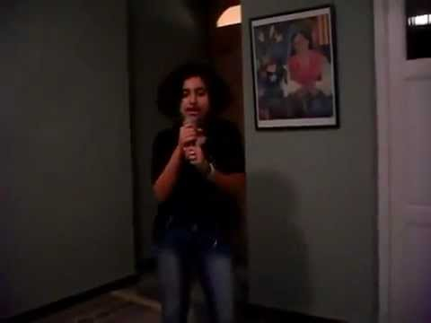 Exclusif: Arab Got Talent : Dalia chih _ دالية شيح في البيت