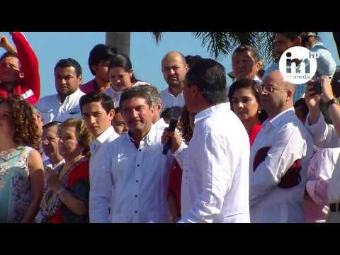 Va Alejandro Moreno por la gubernatura del estado de Campeche