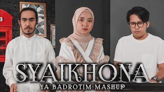 Download lagu SABYAN - SYAIKHONA - YA BADROTIM MASHUP | COVER