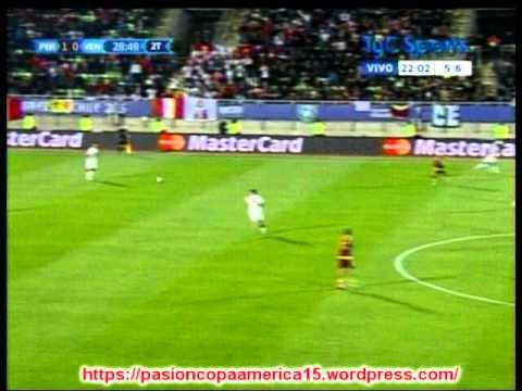 Peru 1 Venezuela 0 (ADN Radio Chile)   Copa America 2015