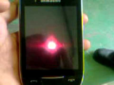 Samsung Corby II Mod Android
