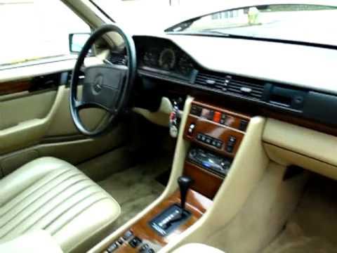 1990 Mercedes Benz 300d 2 5 Turbo Diesel Biodiesel Sedan Youtube