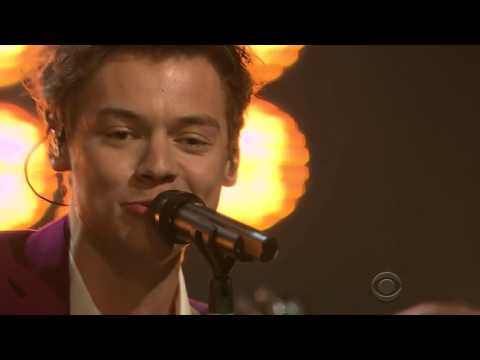 Harry Styles: Carolina (Live From The Late Late Show with James Corden)