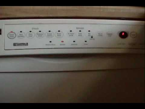 Kenmore Ultrawash Issue Youtube