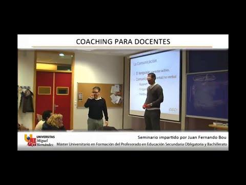 (2/2) Coaching para docentes.