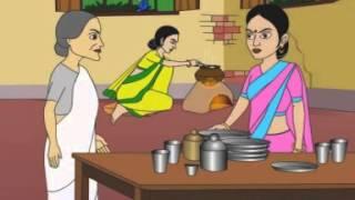 thakurmar jhuli bhooter naach part3