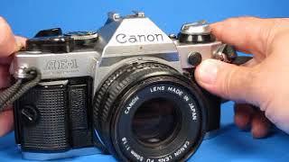 Canon AE 1 Program