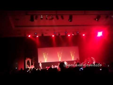 Chibi Dance (Steffy, Felly, Gigi, & Angel) Colour of Love Cherrybelle @GPH Yk 031213