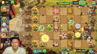 Plants vs Zombies 2 hnt chơi game pvz 2 lồng tiếng vui nhộn funny gameplay #67 new 67