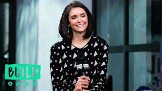 Nina Dobrev Talks About Her Men