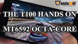 "ThL T100 Hands On: MT6592 OctaCore Chipset, 5"" 1080P Gorilla Glass Screen, Dual 13MP Camera and More"