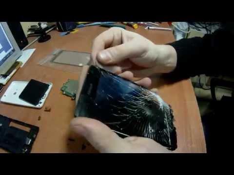 Замена экрана на телефоне своими руками 88