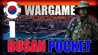 Wargame: Red Dragon -Campaign- Busan Pocket: 1